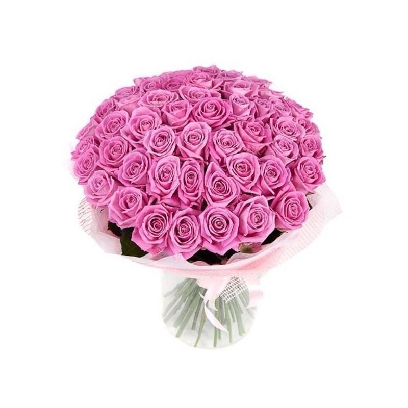 Купить букет 55 розы киеве
