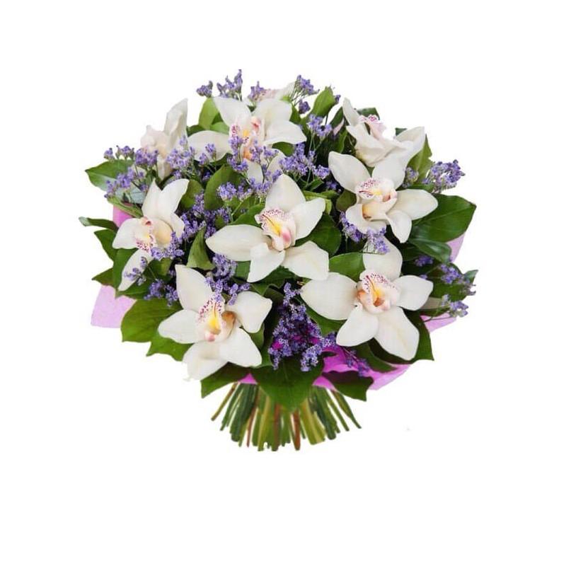 утвержденной красивые букеты орхидей картинки спальне