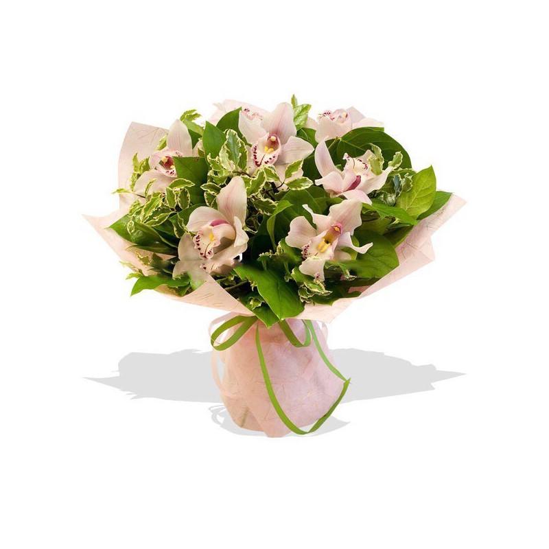 Горшечных цветов, букеты с орхидеями цена в украине