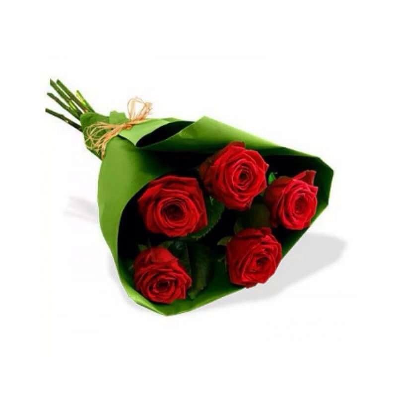 Розы фото пять штук